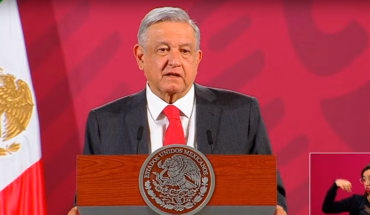 """""""The fall of oil is going to affect us but we're going to deal with this crisis with strength,"""" says AMLO"""