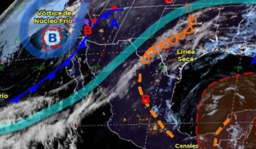 Today's Weather Forecast: Cold Front Will Bring Rain and Low Temperatures