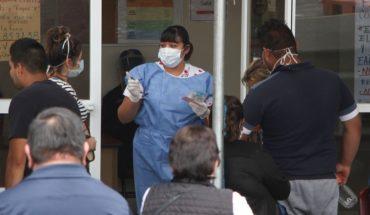 Triples in two weeks number of people intubated in CDMX