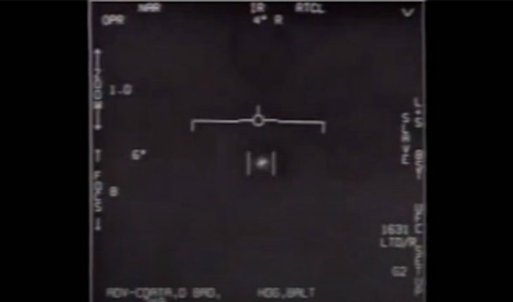 [VIDEO] Pentagon released official images of UFO sightings