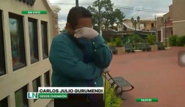 Video: Ecuador journalist breaks down in tears when reporting on coronavirus