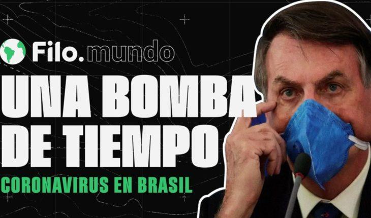 Video How did Bolsonaro turn Brazil into a time bomb?