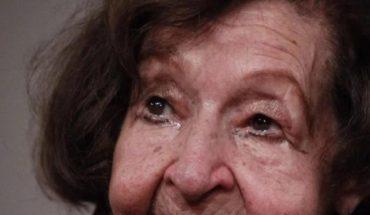 Writer and teacher of the story Amparo Dávila dies