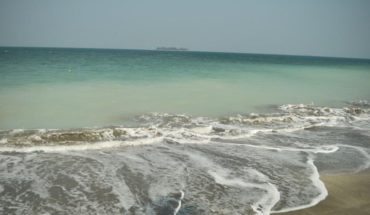 so you can see the beaches of Veracruz without tourism
