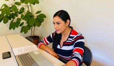 """""""Nos hemos quedado cortos en el trabajo legislativo"""", reconoce Araceli Saucedo"""