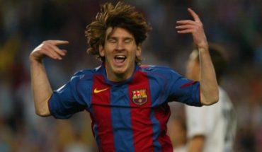 A 15 años de uno de los momentos más importantes en la carrera de Messi