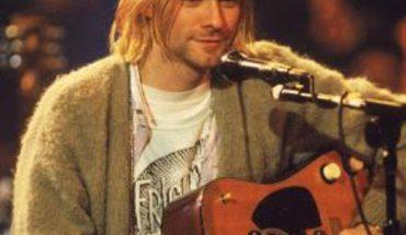 A subasta la guitarra que Kurt Cobain tocó en el MTV Unplugged de Nirvana