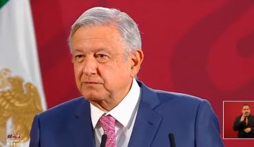 AMLO asegura que la economía del país se está recuperando (Video)