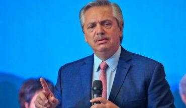 Alberto Fernández aseguró que Argentina es uno de los países que más ha preservado el empleo en la pandemia