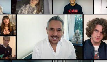 """Alejandro Lerner lanzó una nueva versión de """"Cambiar el mundo"""" en 11 idiomas"""