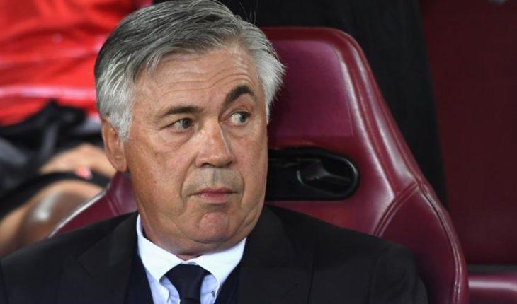 """Ancelotti: """"creo que como entrenador, tienes que dirigir una vez en tu vida al Real Madrid"""""""
