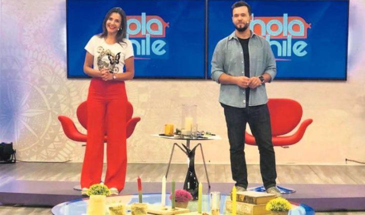 """Animadores de """"Hola Chile"""" se adaptan al nuevo horario y cuentan sus pymes de sour y frutos secos"""