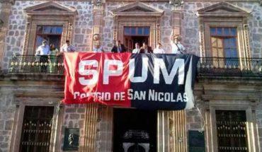 Ante posibles abusos, agremiados a SPUM piden al Comité no acordar revisión contractual