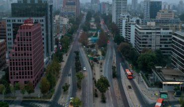 Autoridad decreta cuarentena total obligatoria para la provincia de Santiago y otras seis comunas