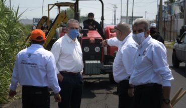 Ayuntamiento de Morelia intensificará limpieza de ríos y drenes de Morelia