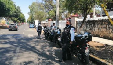 Ayuntamiento de Morelia reporta saldo blanco en operativo de 10 de mayo