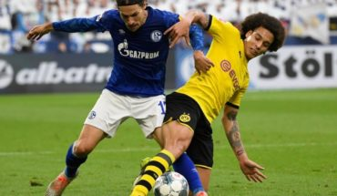 Borussia Dortmund vs Schalke 04: qué partidos se podrán ver hoy