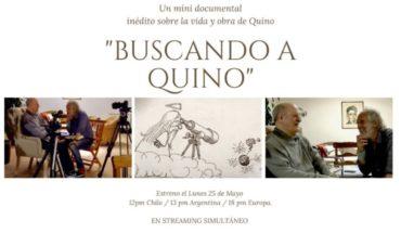 """""""Buscando a Quino"""": el documental sobre el creador de Mafalda"""