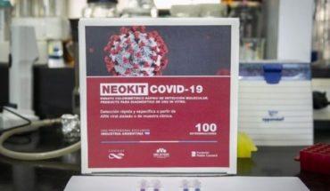 Cómo funciona el nuevo Neokit-Covid-19 que anunció el Gobierno