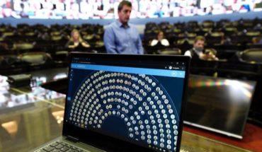 Cómo será la sesión virtual en la Cámara de Diputados