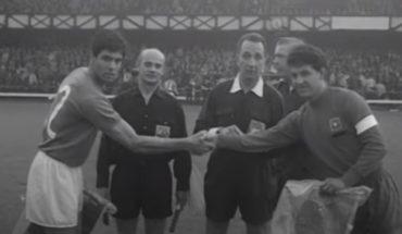 CDF emitirá este fin de semana los encuentros de la Roja en Inglaterra 1966