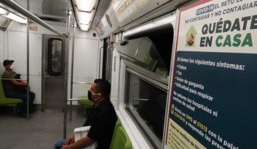 CDMX cerrará 6 estaciones del Metro este fin de semana por COVID-19