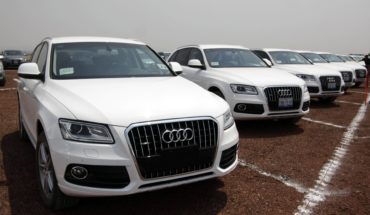 Cae 64.5% venta de autos en abril, la mayor baja de la historia en el sector