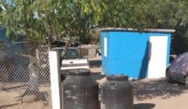 Calor agrava problema de falta de agua en El Jiztámuri, Ahome