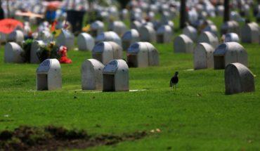 Cementerios quedarán excluidos de la cuarentena