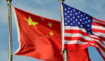 """China y Estados Unidos """"al borde de una nueva Guerra Fría"""" advierte ministro chino"""