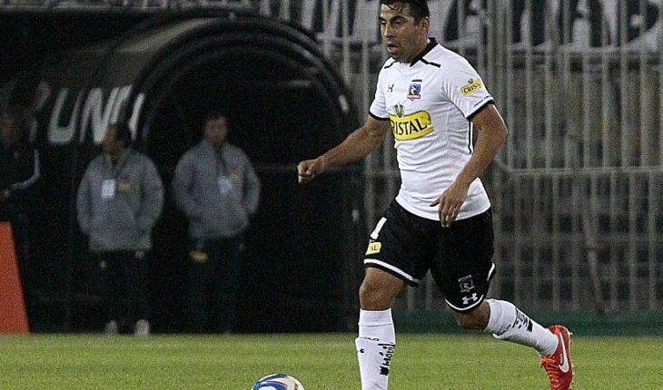 """Claudio Maldonado: """"Fue un sueño vestir la camiseta de Colo Colo"""""""