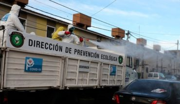 Cómo es el operativo para Villa Azul, el barrio con aislamiento profundo