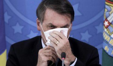 Con 20.000 contagios en un día, Brasil es el segundo país con más casos del mundo