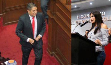 Con punto y coma, diputado de Morena en Michoacán plagia iniciativa