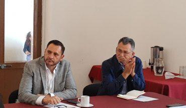 Continúa Sergio Báez trabajando por la construcción de una nueva Ley Orgánica Municipal