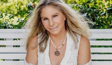 Coronavirus: Barbra Streisand rinde homenaje al personal médico con una canción