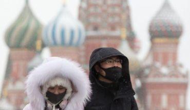 Coronavirus en Rusia: récord de muertes diarias y pacientes curados