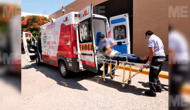 Cuatro personas resultaron afectadas por una explosión de gas, en La Piedad