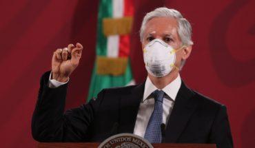 Del Mazo reconoce trabajo del personal médico frenta a pandemia de COVID