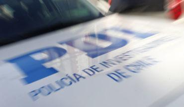 Detective de la PDI baleó a sujeto que intentó robar su vehículo en Pudahuel