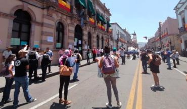 Diputados votarán hoy la Ley General de Educación; profesores arriban al Congreso de Michoacán