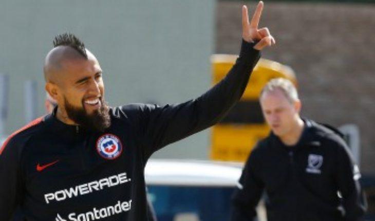 """Directivo de Inter Miami: """"Arturo Vidal es un jugador top, muy bien establecido"""""""