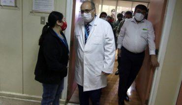 """Director del San José anunció sumario por filtración de imágenes: """"No hay cadáveres en los pasillos"""""""