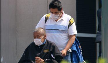 Dos adultos mayores mueren por brote de COVID en asilo en CDMX