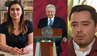 Dos expromotores del voto de AMLO en campaña, ahora tienen puestos directivos en el SAT