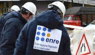ENRE modificó la fórmula para la estimación del consumo eléctrico de usuarios residenciales