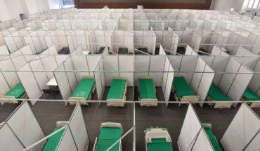 Edomex aumenta capacidad hospitalaria para atender COVID