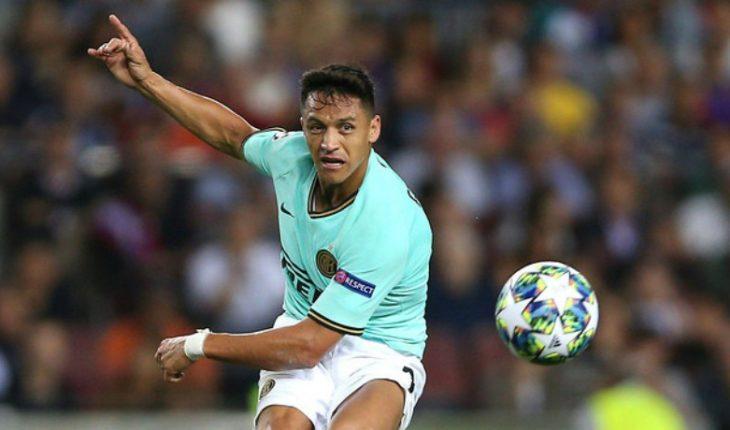 El Inter podría darle una nueva oportunidad a Alexis Sánchez
