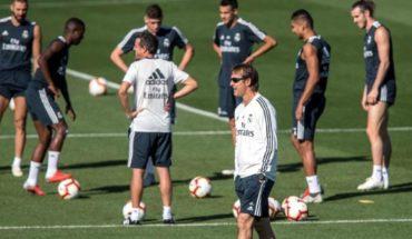 El Madrid tiene fecha de regreso a la cancha
