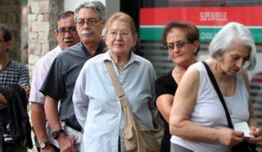 El gobierno anunció un aumento del 6,12% de las jubilaciones desde junio
